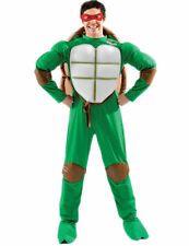 Adult Mens Teenage Mutant Ninja Turtle TMNT Fancy Dress Costume
