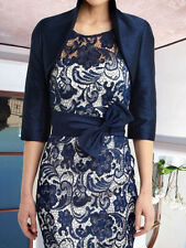 Women Formal Evening Dress Free Jacket Mother of the Bride/Groom Dress Size 8-18