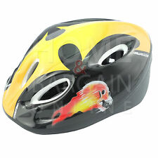 KIDS GIRL CHILDREN BOYS BICYCLE BIKE CYCLE SKATER ADJUSTABLE SAFETY CRASH HELMET