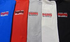 Big Dog Motorcycles Tee Shirts!!!! BUY THREE and GET ONE FREE!!!!