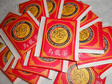 Chinese Oolong Tea Bags (25, 50, or 100)