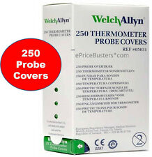 WELCH ALLYN DISPOSABLE THERMOMETER PROBE COVERS