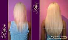 "18"" 20"" 24"" CHEEKY CHICA HAIR Thickest Long Clip In Remy Human Hair Extensions"