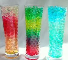 *** VASE FILLER BEADS - 250 GRAMS OF WATER PEARLS - MAKES 8 GALLONS ***