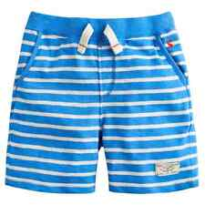 Joules Boys Shorts Whitby Blue Stripe JnrBucaneer