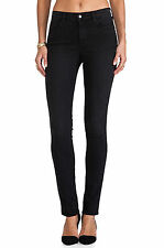 J BRAND high rise RAIL ultra slimming GRAPHITE WOMEN'S JEANS