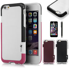 For Apple iPhone 6 /6s Soft TPU Rubber Gel Ultra Thin Bumper Case Frame Cover