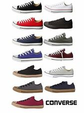 CONVERSE Chuck Taylor All Star Low Top Shoes Unisex Canvas Sneakers Chucks OX
