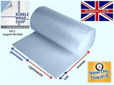 SMALL BUBBLE WRAP INDUSTRIAL PACKAGING 300 500 750 1000 1500