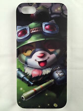 League of Legends Teemo Case | For Apple iPhone 4/4S 5/5S 6 6 Plus |