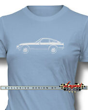 Datsun 240Z 260Z 280Z Coupe T-Shirt for Women - Multiple Colors and Sizes