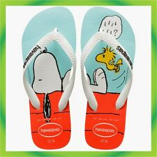 Havaianas Snoopy Peanuts White - All Sizes