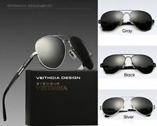 2015 Polarized Men's Sunglasses Outdoor Sports Aviator Eyewear Driving Glasses