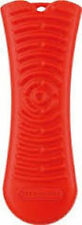 LE CREUSET COOL TOOL SILICONE HANDLE SLEEVE RED BLUE GREEN YELLOW BLACK CARIB