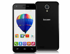 Iocean X1 Android 4.4 Cell Phone4.5 Inch IPS Screen MTK6582M Quad Core WIFI 8GB