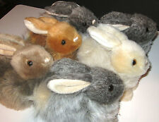 Musical Bunny Rabbits - 6 Inch Stuffed Animal Plush Toy, You Select Song, Thanks