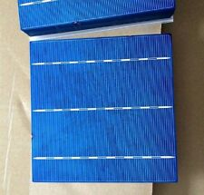 20W 40W 80W 100W 200W 400W 800W 1KW 6x6 solar cells wafer kit DIY 17.6% A Grade