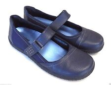 Orthaheel Sara Leather Mary-Jane Flats w/ Arch Support PREOWNED