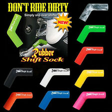 Motorcycle Rubber Shift Sock Shift Cover Boot Shoe Protector Saver Gear Shifter