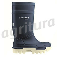 Nuovo Stivale Dunlop Purofort Thermo + full safety blu - E662673
