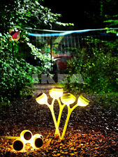 IKEA SOLVINDEN LED SOLAR-POWERED DECORATIVE OUT-DOOR LAMP GROUND PLANT POT STAKE
