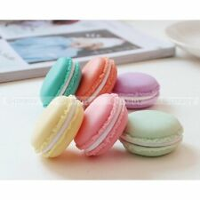 Mini Laciness Macarons Box Candy Color For Jewelry Box Outing Storage Boxes New