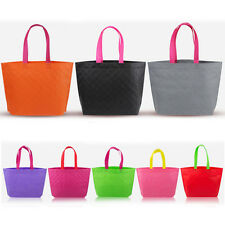 WOWEN LADY SHOPPING SHOULDER TOTE SHOPPER BEACH HOLIDAY HANDBAG REUSABLE BAG