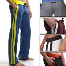 Mens Loose Jogger Jogging Sports Running YOGA Dance Pants GYM Trousers Homedress