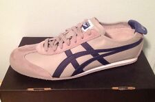 Mens ONITSUKA TIGER Mexico 66 By ASICS athletic Shoes Sneakers, Leather