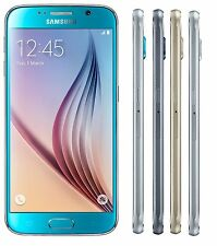 New Samsung Galaxy S6 Duos SM-G920FD 5.1'' 16MP (FACTORY UNLOCKED) 32GB Phone