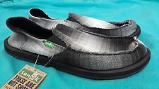 Sanuk Men's size 9 10 11 12 13 NWT Sidewalk shoes Coupe de Chille NEW fleece