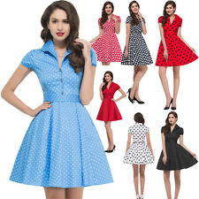 2015 SALES   VINTAGE STYLE 40s 50s Rockabilly Swing Pin Up Evening PARTY Dresses