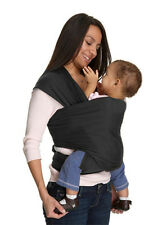 Moby Style Baby Wrap Stretchy Sling Carrier Newborn - 3 Yrs Breastfeeding - USA