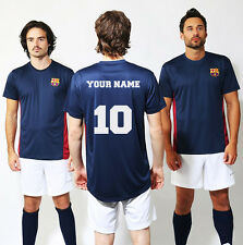 Custom Printed Official Football Tops   9 Teams Available   Adults Kids T Shirts