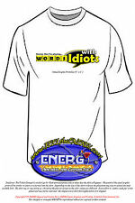 WORDS with Friends Tee - Spoof Shirt - Words with Idiots - Graphic Mens T-Shirt