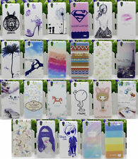 For Huawei Ascend G630 High Heel Animal Totoro Flower Superman Hard Case Cover