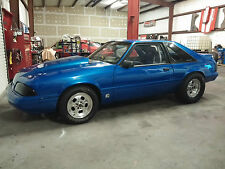 "1988 Ford Mustang Drag Race Car! 355 SBC, Glide w/Brake, 9"" Rear, Ready to Race!"