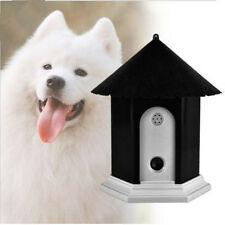 Dog Outdoor Ultrasonic Bark Stop Deter Nuisance Control Puppy Anti Barking House