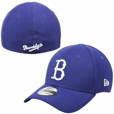 New Era Brooklyn Dodgers Royal Blue Team Cooperstown 39THIRTY Flex Hat