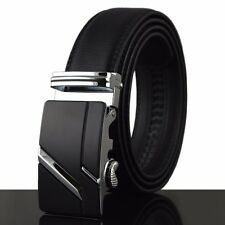 Fashion Casual New Automatic Buckle Mens Belt Real Leather Waistbelt pk1059