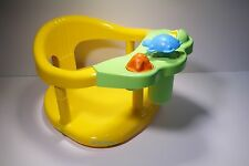 NEW BABY BATH RING SEAT TUB BY KETER TO HELP MOTHER INFANT NON TOXIC ANTI SLIP