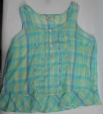 NEW 100% Cotton Women's Plus Size 1X 18-20 or 3X 24-26 Old Navy Tank Tops Shirt