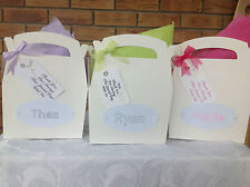 Personalised Children's Party Boxes - Wedding/Birthday/Christening