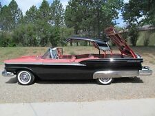Ford : Fairlane 500 Skyliner 2 Door Retract Hardtop