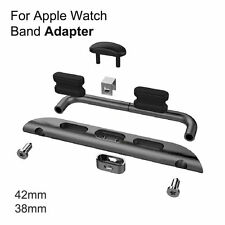 Metal Watch Band Adapter for Apple Watch Connection Watch Band Adapter All Watch