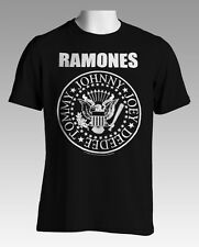 NEW Licensed Quality Ramones Presidential Seal T-Shirt S M L XL Free Postage