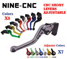 CNC Short Adjustable Brake Clutch Levers Fit BMW R1200GS ADVENTURE 2006-2013