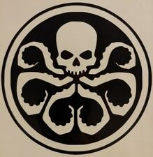 HYDRA logo Vinyl Sticker Decal home laptop choose size and color