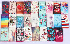 FASHION LOVELY PU LEATHER SOFT TPU WALLET HOLDER BACK CASE COVER FOR SAMSUNG