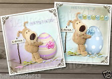 1-10 QUALITY BOOFLE EASTER GREETING CARD SISTER,DAD,GRANDAD OR THANK YOU CARDS